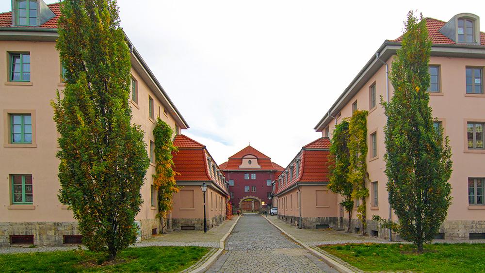 MDU Gruppe - Objekt in Halberstadt